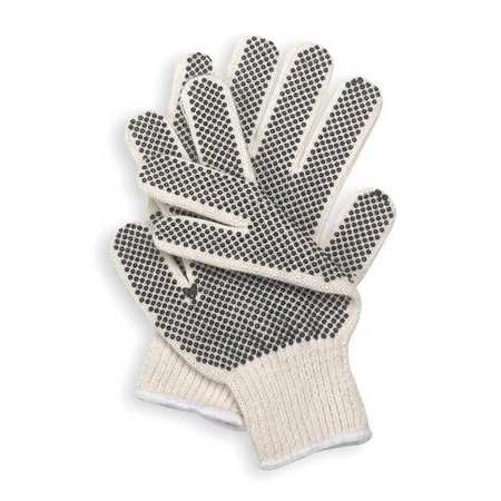 Knit Glove, Poly/Cotton, 2 XL, PR