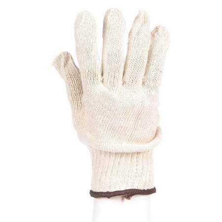 Heavyweigh Knit Glove, Poly/Cotton, S, PR