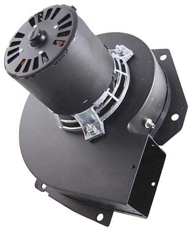 Induced Draft Furnace Blower, 115 Volt