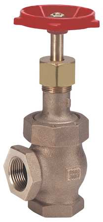 Angle Globe Valve, Class 300, 1/2 In.