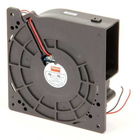 """4-3/4"""" Square Axial Blower,  12VDC"""