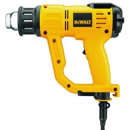 Heavy Duty Heat Guns w/ LCD Displays