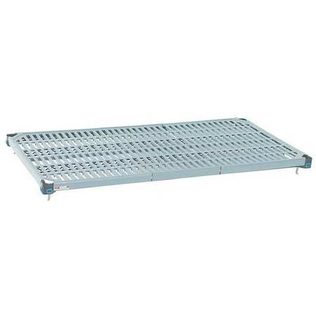 Wire Shelving, W54, D18, Polymer, PK4