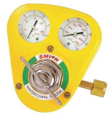 Regulator, Cylinder, Oxygen, CGA-540