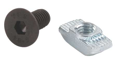 FHSCS & Hammer Nut, For 12136, PK6