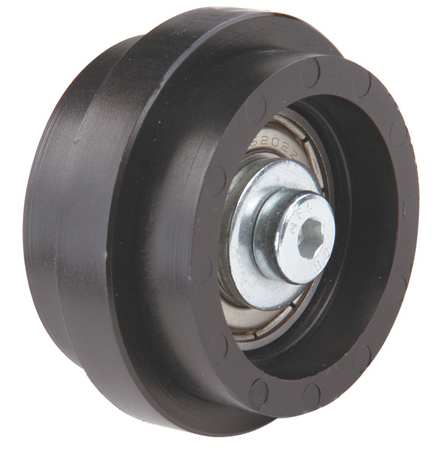 Roller Wheel, Roller Dia. 58 mm