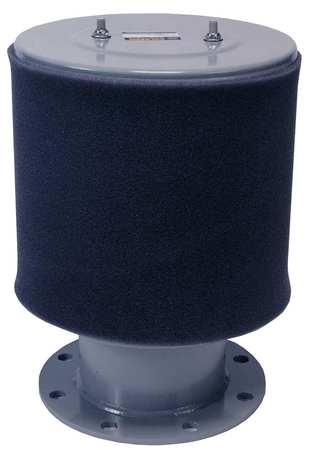 Intake Filter, 8 Flange, 1800 Max CFM