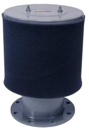 Intake Filter, 10 Flange, 3300 Max CFM