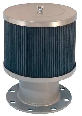 Intake Filter, 6 Flange, 1100 Max CFM