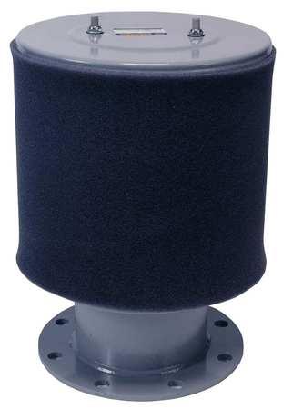 Intake Filter, 6 Flange, 1800 Max CFM