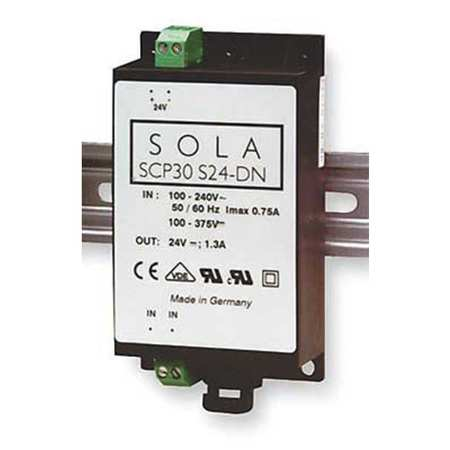 SC Series Power Supplies (Industrial DIN Rail Mounted)