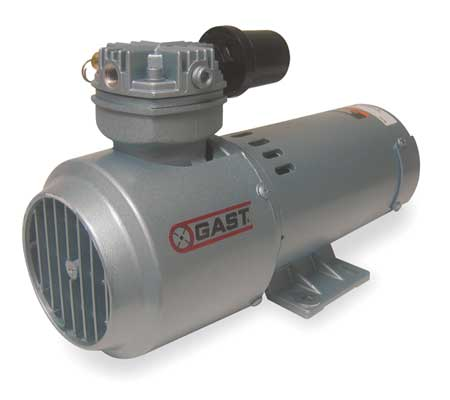 Piston Air Compressor, 1/3HP, 12VDCV
