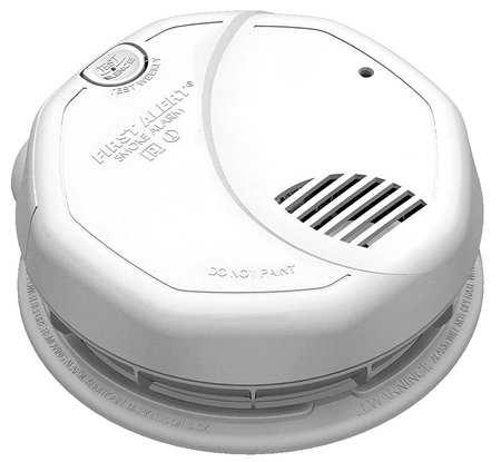 Smoke Alarm, Ionization, Photoelectric