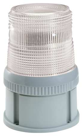 Hi intensity clear strobe 20-30vdc