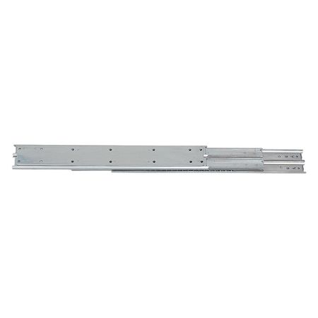 Drawer Slide, Full, 16 In. L, PR