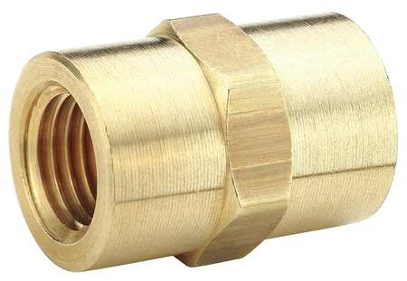 "1/8"" FNPT Brass Coupling"