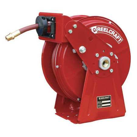 Hose Reel, Spring, HD, 50 ft, HD