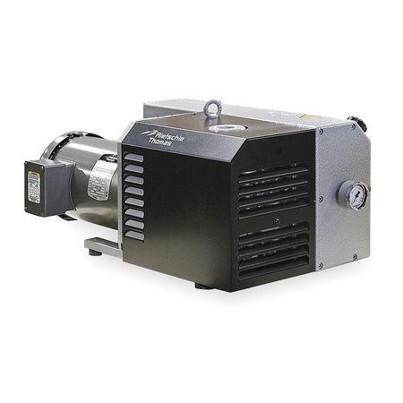 Vacuum Pump, 3 HP, 29.90 In. Hg, 49.0 cfm
