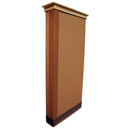 Corner Guard Bronze 4x48 Hardware FR