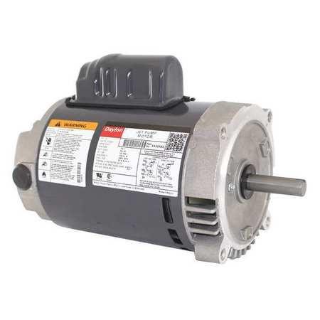 Motor, 1/3 HP,  Jet Pump
