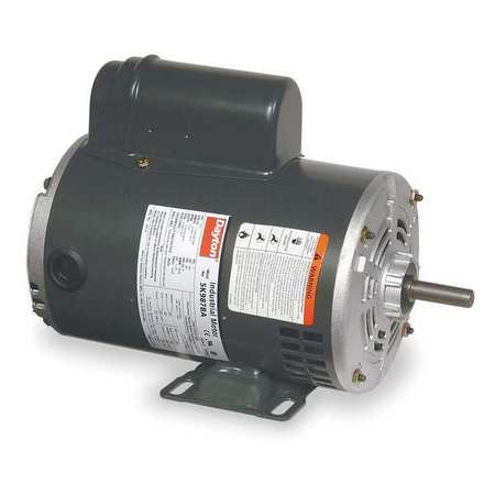 GP Mtr, CS, ODP, 1/2 HP, 3450 rpm, 56