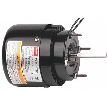 HVAC Motor, 1/20 HP, 1550 rpm, 230V, 3.3