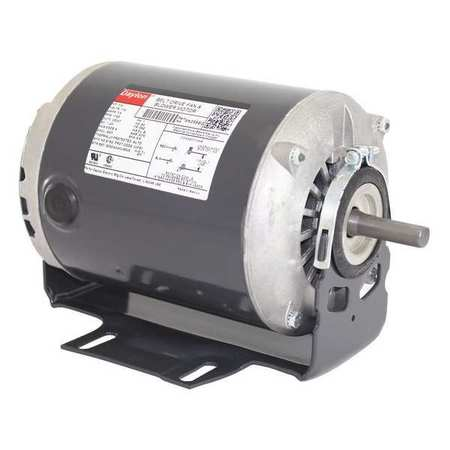 Motor, 1/2 HP, Split Ph, 1725 RPM, 115 V