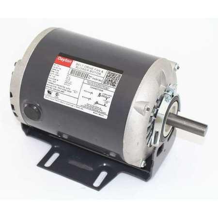 Motor, 1/3 HP, Split Ph, 1725 RPM, 115 V