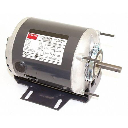 GP Mtr, Split Ph, ODP, 1/4 HP, 1725 rpm, 56Z