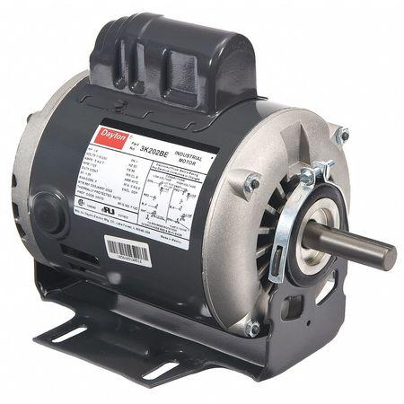 GP Mtr, CS, ODP, 1/4 HP, 1725 rpm, 56