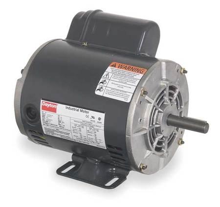 GP Mtr, CS, ODP, 1-1/2 HP, 3450 rpm, 56H