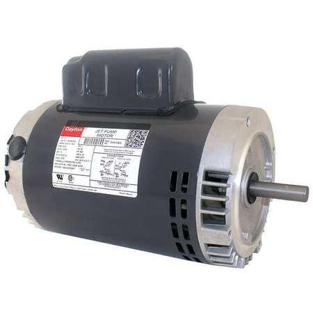 Dayton Motor 2hp Jet Pump 5k470