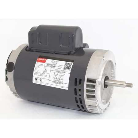 Motor, 2hp,  Jet Pump