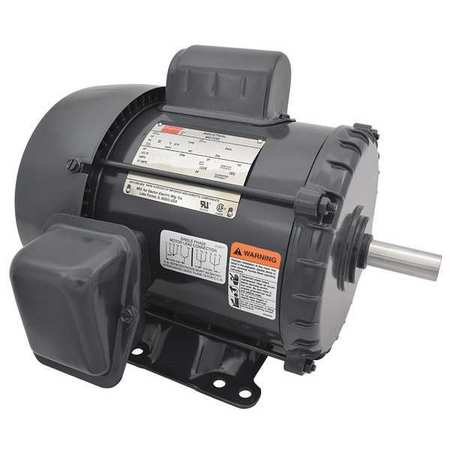 GP Mtr, CS, TEFC, 1 HP, 1740 rpm, 182