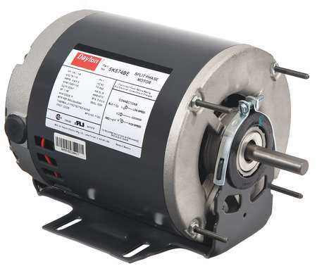 GP Mtr, Split Ph, ODP, 1/4 HP, 1725 rpm, 56Z