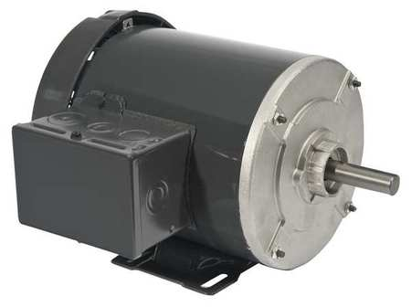 GP Mtr, Split Ph, TEFC, 1/2 HP, 1725 rpm, 56