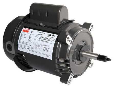 Motor, 1/2hp,  Jet Pump