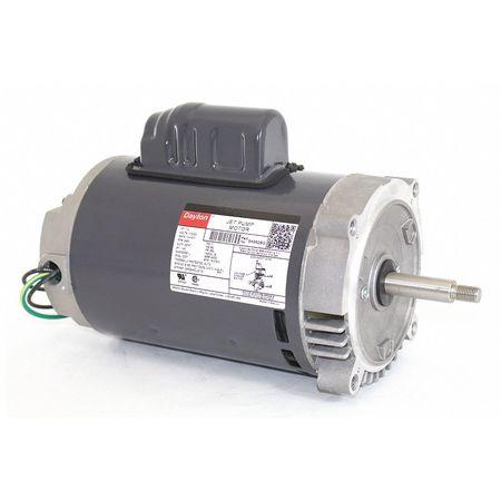 dayton motor 1hp jet pump 5k662
