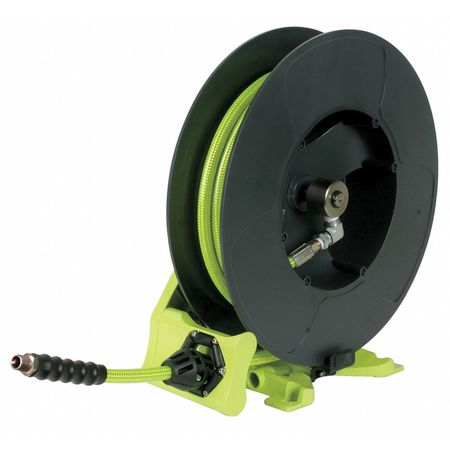 "Hose Reel, 3/8"", 50 ft, 4, 000 psi"