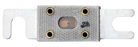 80A Fast Acting Fiberglass Limiter Fuse 130VAC/80VDC