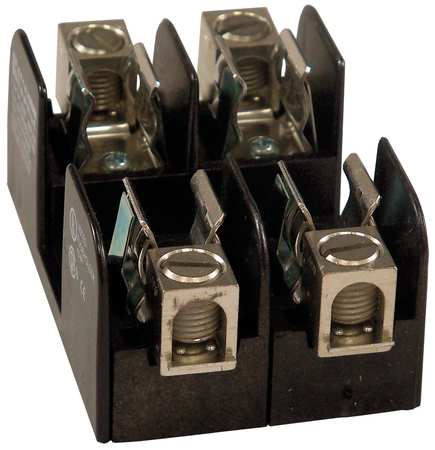 Fuse Block, Industrial, 30A, 2 Pole