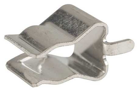 Fuse Clip , 15A, 1/4 in., Panel, 600VAC