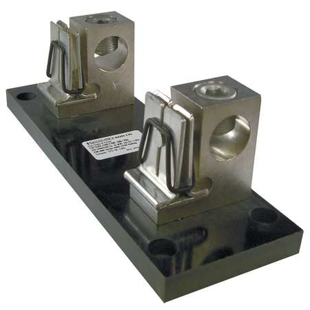 Fuse Block, Industrial, 400A, 1 Pole