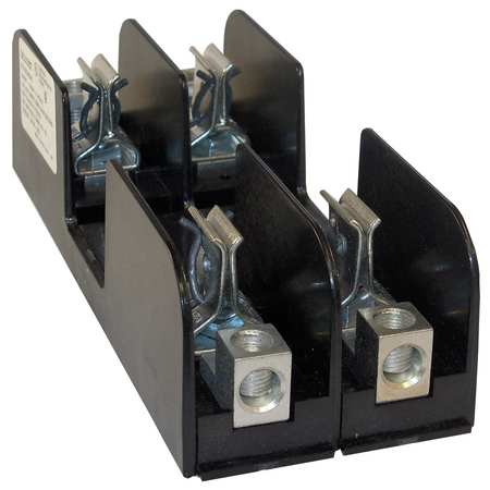 Fuse Block, Industrial, 100A, 2 Pole