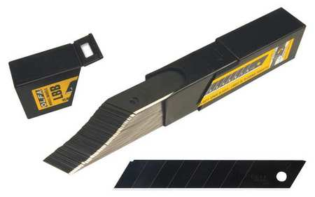 Snap-off Utility Blade, 18mm W,  PK50