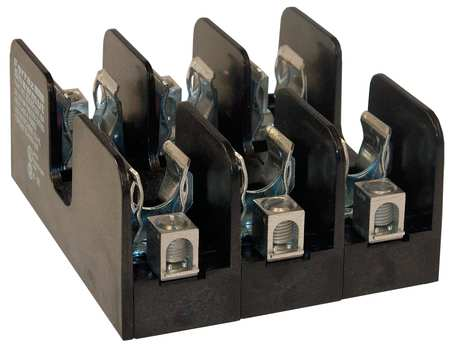 Fuse Block, Industrial, 60A, 3 Pole