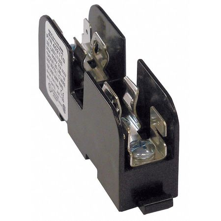 Fuse Block, Industrial, 15A, 1 Pole