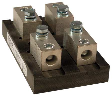 Fuse Block, Industrial, 100A, 1 Pole
