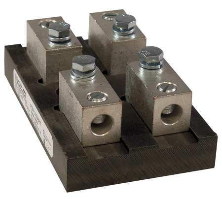 Fuse Block, Industrial, 100A, 2 Pole