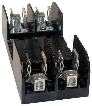 Fuse Block, Industrial, 60A, 2 Pole